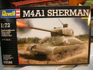 M4A1 Sherman [Revell, 1/72] Dscn3017