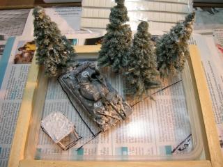 Sherman 1/72-Battle of the Bulge 1944.Par Michel55 Dscn3126
