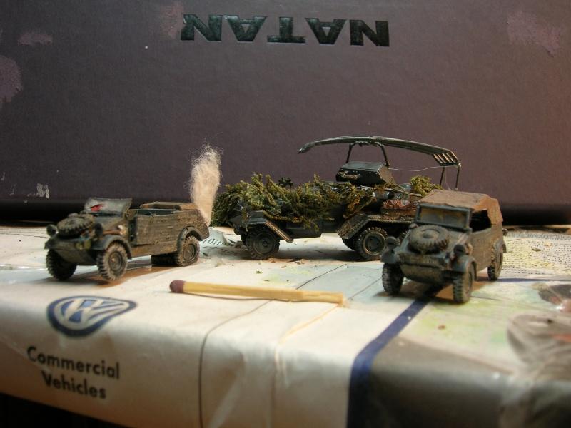 SDKFZ-231(6 roues)+  Sd.Kfz.251/1 + kubelwagen 1/72 Italeri  +  Sd.Kfz.251/1 Dscn3417
