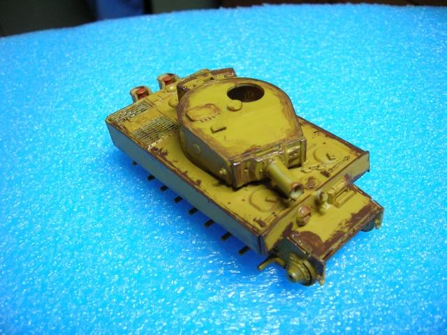 PzKpfw VI  Tigre I Ausf E (1/72 - Revell ) Dscn3452