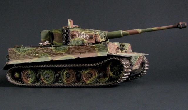 PzKpfw VI  Tigre I Ausf E (1/72 - Revell ) Tiger_10