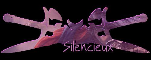 Floodgoth, suite de mots  Silenc10
