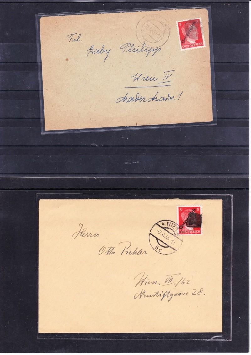 Briefmarken - I. Wiener Aushilfsausgabe, erste Ausgabe Grz_0010