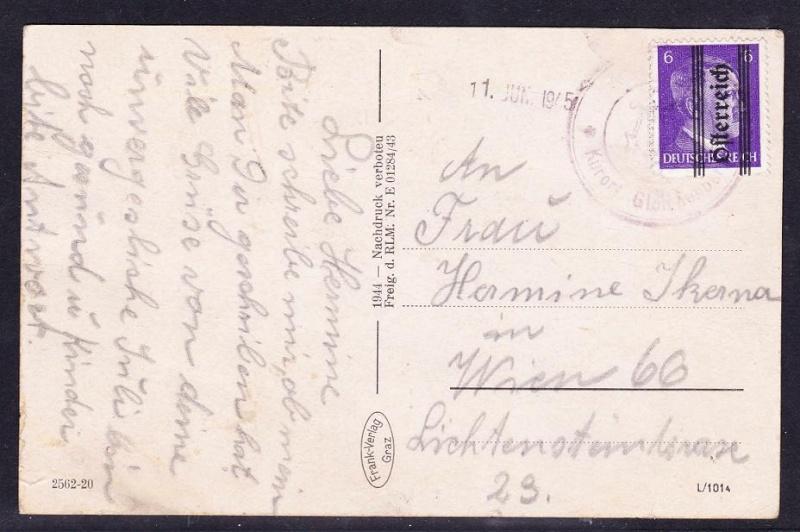 """""""Österreich im Juni 1945"""" Unbena18"""