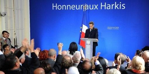 Interview d'un fils de harki, Français d'origine kabyle, né en France Sarkoz11
