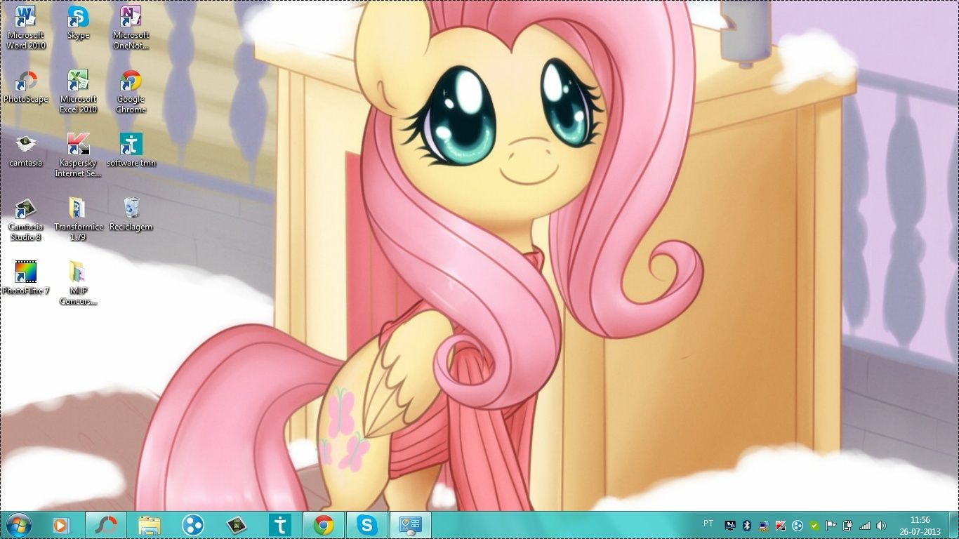 Show your Desktop  Captur10
