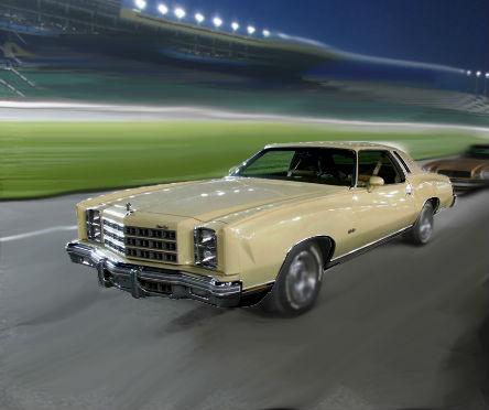 Kansas Speedway Experience Monte10