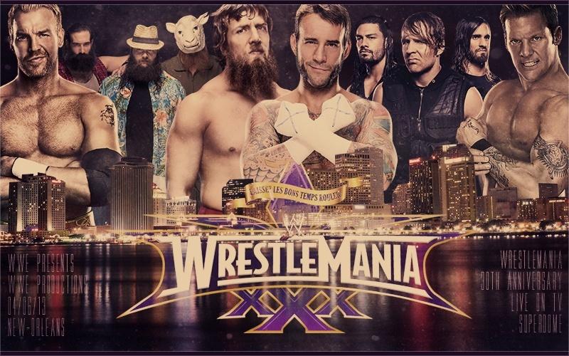 WWE - PPV. Affich10