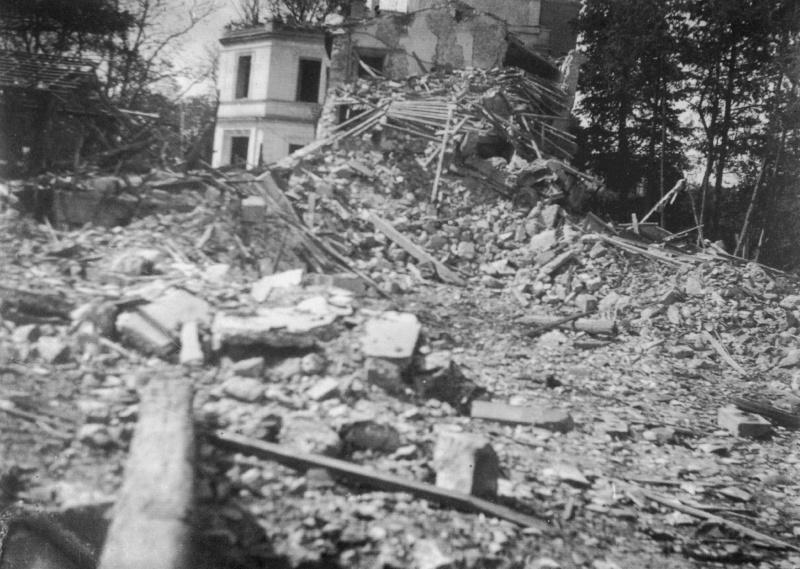 Baudrigues vers Carcassonne -Août 1944 D_237610