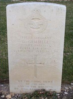 Halifax du Sqdn 624 abattu à Leucate Marsei11
