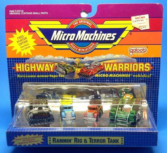 Et les Micro Machines dans tout ça ? ... Hw_ram10