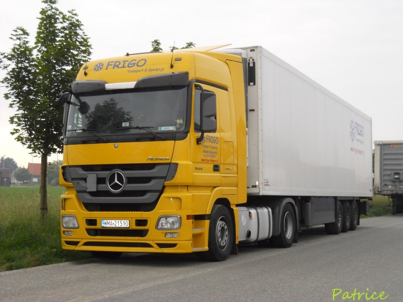 Frigo Transport & Spedycja  (Makow Mazowiecki) 028p11
