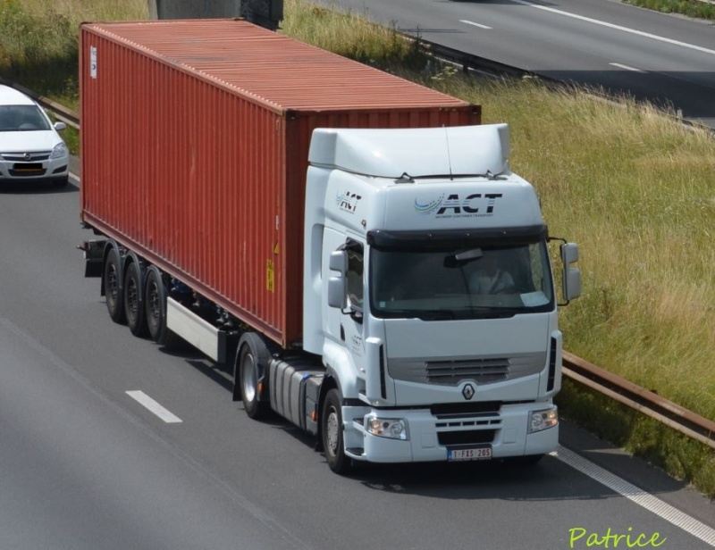 ACT Antwerp Container Transport  (Antwerpen) 44pp10