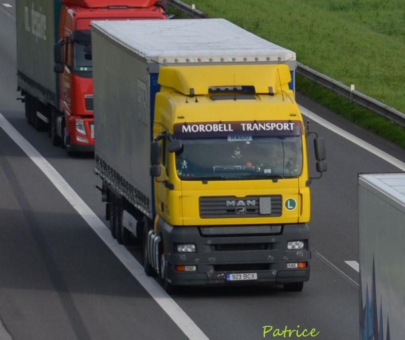 Morobell Transport  (Tallinn) 46pp13
