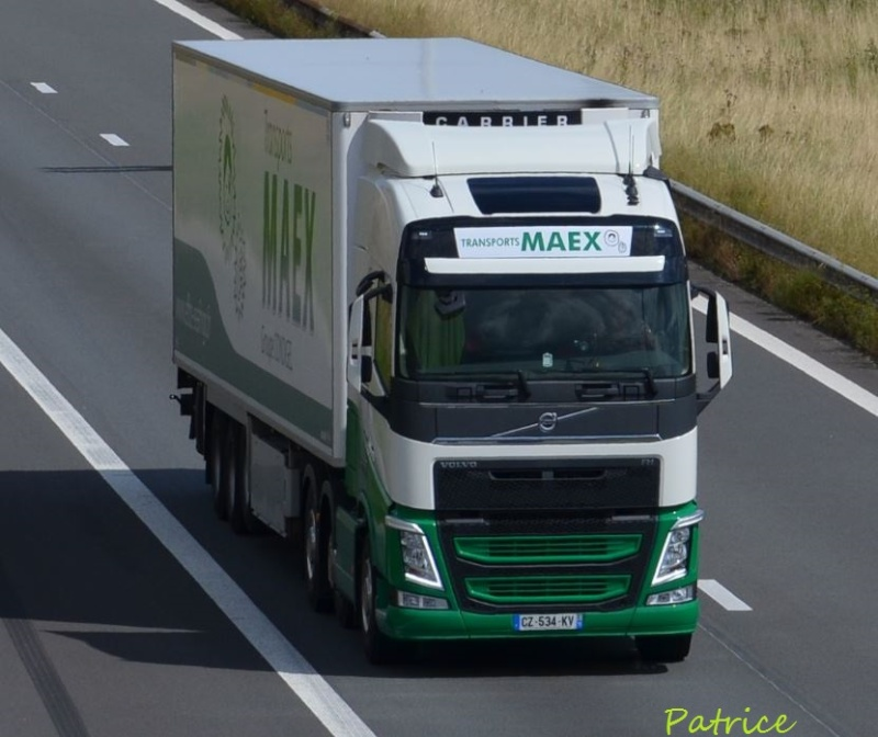 Transports Maex (groupe Condigel) (Le Havre 76) 63pp10