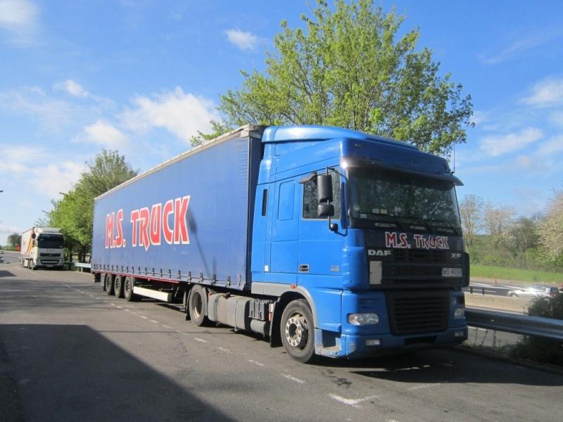 M.S. Truck (Siedlce) Daf_x511