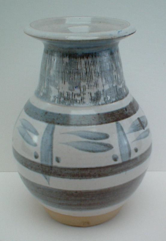 Please help me to id this vase. Marks148