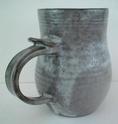 Stoneware pottery jug marked MC  Marks114