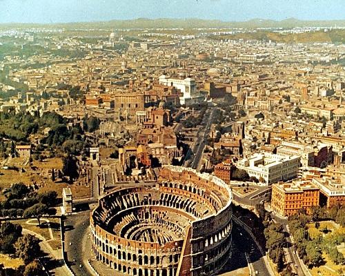 Event 1 : Attentat biologique à Rome Rome11