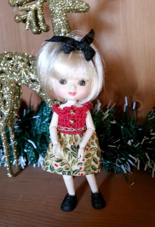 Séance photo pour Noël Amelia11