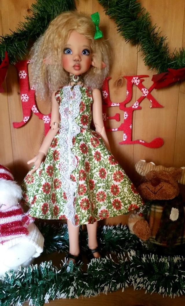 Séance photo pour Noël Laryss22