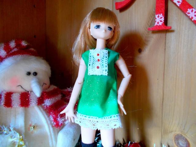 Séance photo pour Noël Mia10