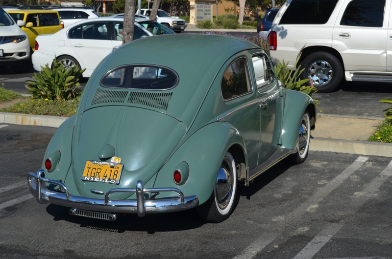 Ein paar amerikanische Oldtimer und ein Käfer Image87