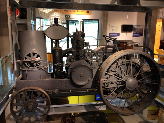 Traktoren aus dem Agrarium des Museum Kiekeberg Img_0614