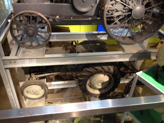 Traktoren aus dem Agrarium des Museum Kiekeberg Img_0615