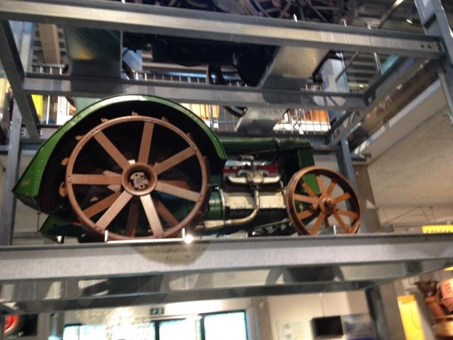 Traktoren aus dem Agrarium des Museum Kiekeberg Img_0616