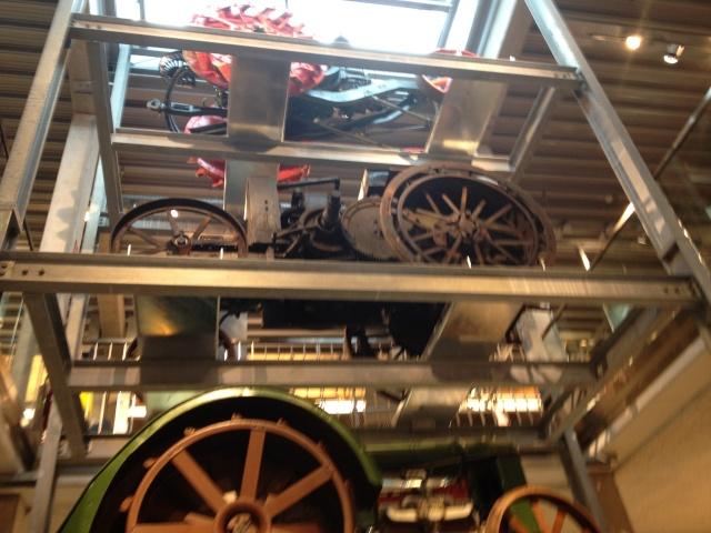 Traktoren aus dem Agrarium des Museum Kiekeberg Img_0617