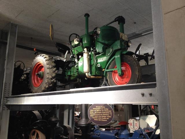 Traktoren aus dem Agrarium des Museum Kiekeberg Img_0618
