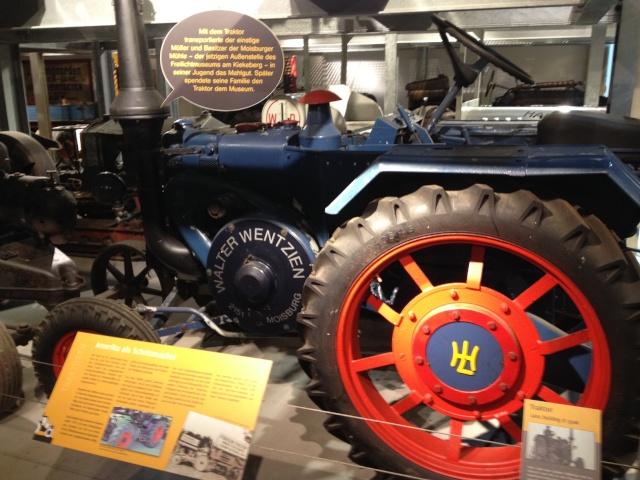 Traktoren aus dem Agrarium des Museum Kiekeberg Img_0619