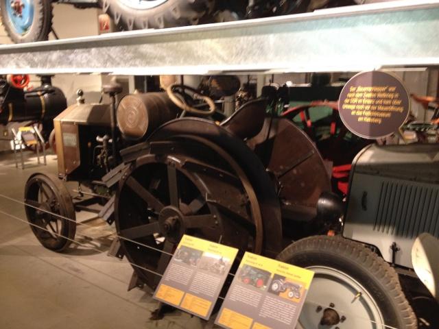 Traktoren aus dem Agrarium des Museum Kiekeberg Img_0622