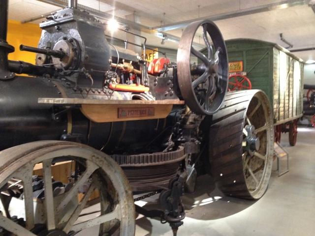 Traktoren aus dem Agrarium des Museum Kiekeberg Img_0623