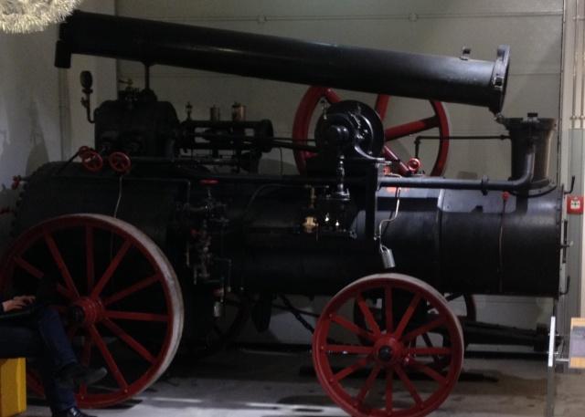 Traktoren aus dem Agrarium des Museum Kiekeberg Img_0710