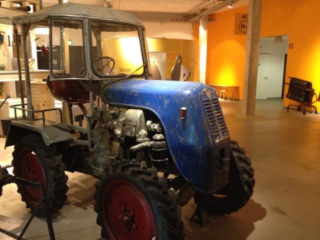 Traktoren aus dem Agrarium des Museum Kiekeberg Img_0711