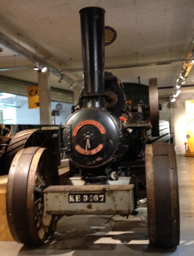 Traktoren aus dem Agrarium des Museum Kiekeberg Img_0712