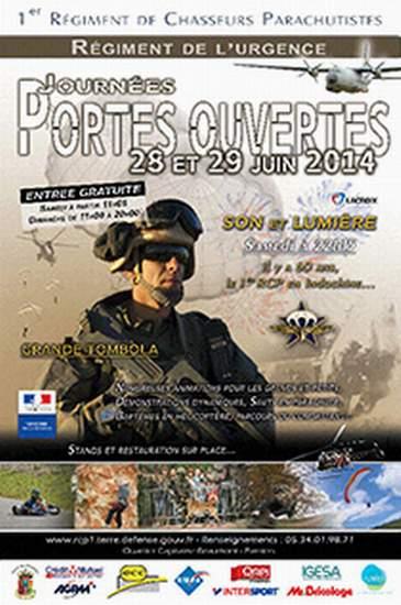 1er RCP: journées Portes Ouvertes ce weekend 20140610