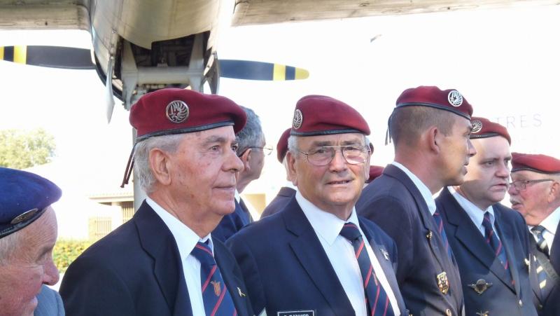 ST MICHEL au 1er RCP à Pamiers la journée des anciens des 1er RCP et 9ème RCP P1060856