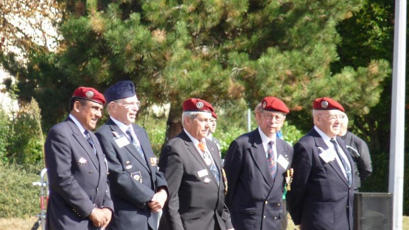 ST MICHEL au 1er RCP à Pamiers la journée des anciens des 1er RCP et 9ème RCP P1060857