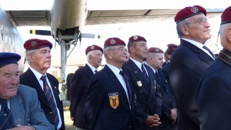 ST MICHEL au 1er RCP à Pamiers la journée des anciens des 1er RCP et 9ème RCP P1060858