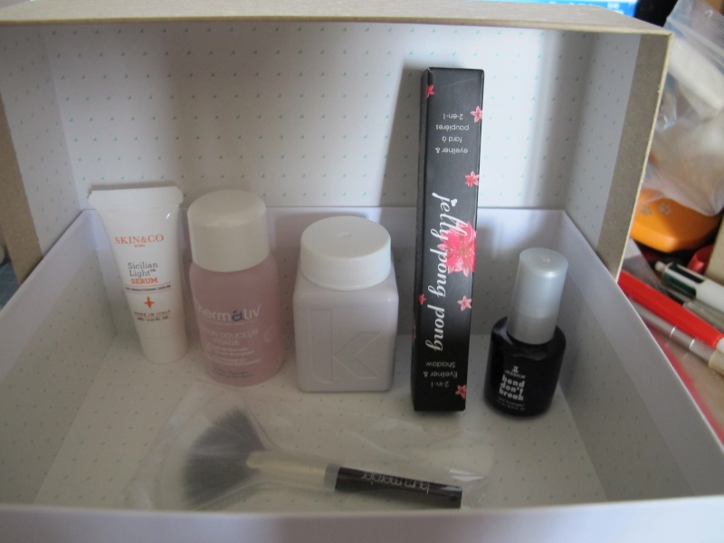 [Septembre 2014] Birchbox - Page 6 Img_5010