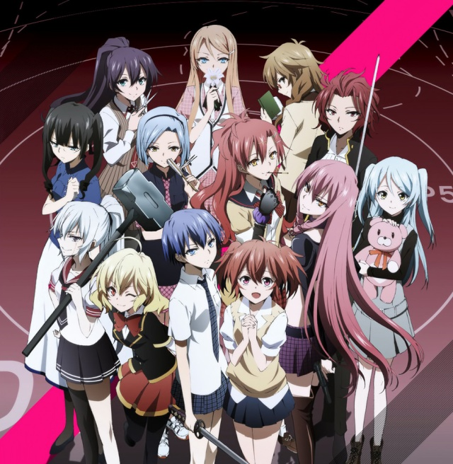 Akuma no Riddle (riddle story of devil) 13341910