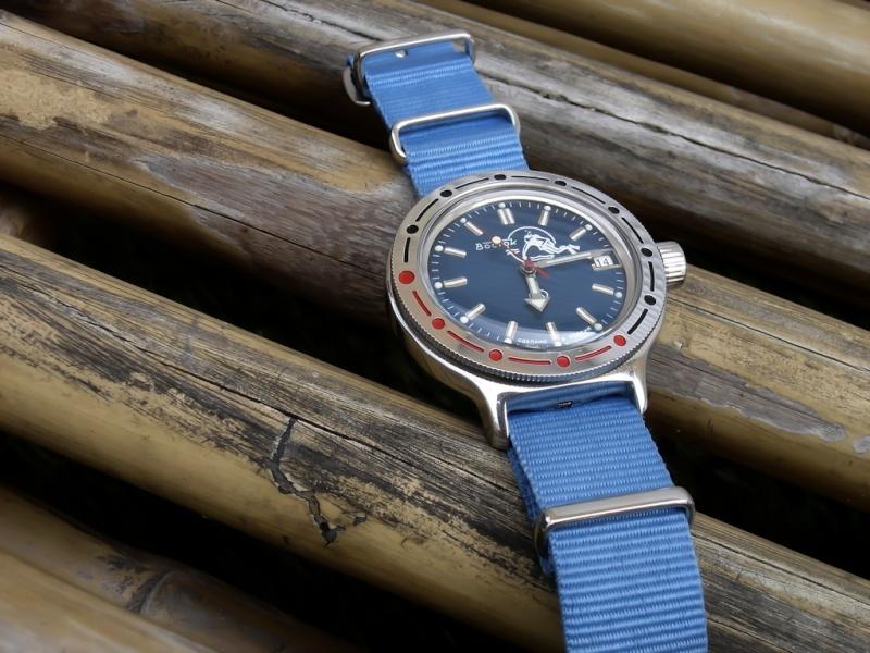Feu de vos montres sur Nato Rtlr-011