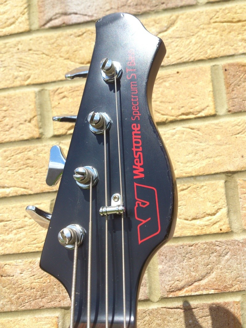 BASS - '86 Spectrum ST Bass plus other mats guitars for sale Dsc_0722