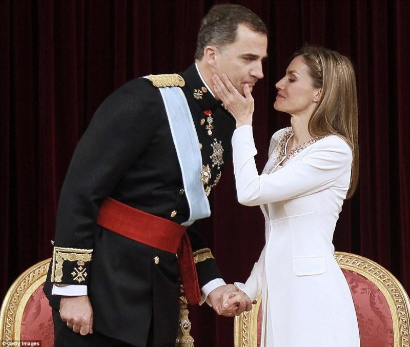 UN NOUVEAU ROI D ESPAGNE Felipe VI Articl25