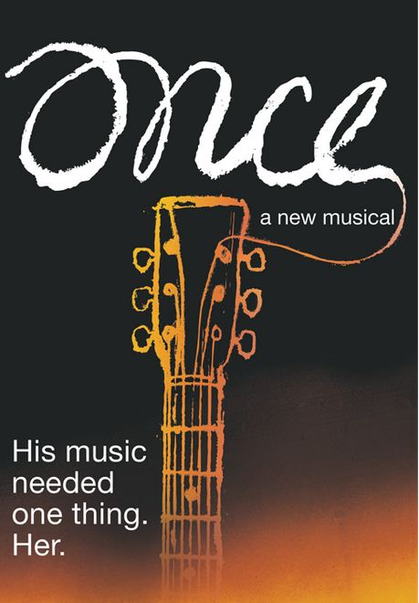 """ONCE MUSICAL"" - WEST END   Az11"