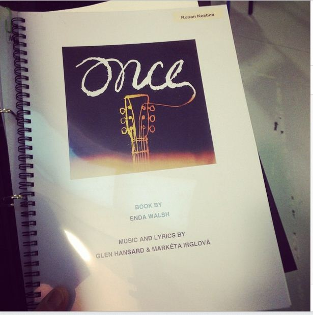 """ONCE MUSICAL"" - WEST END   Once10"