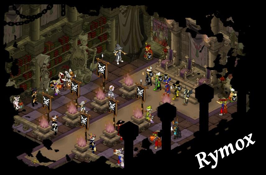Rymox, guilde de Dofus, serveur Danathor